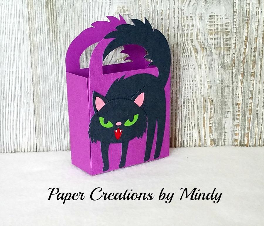 Halloween Treat Boxes – Mindy Eggen Design