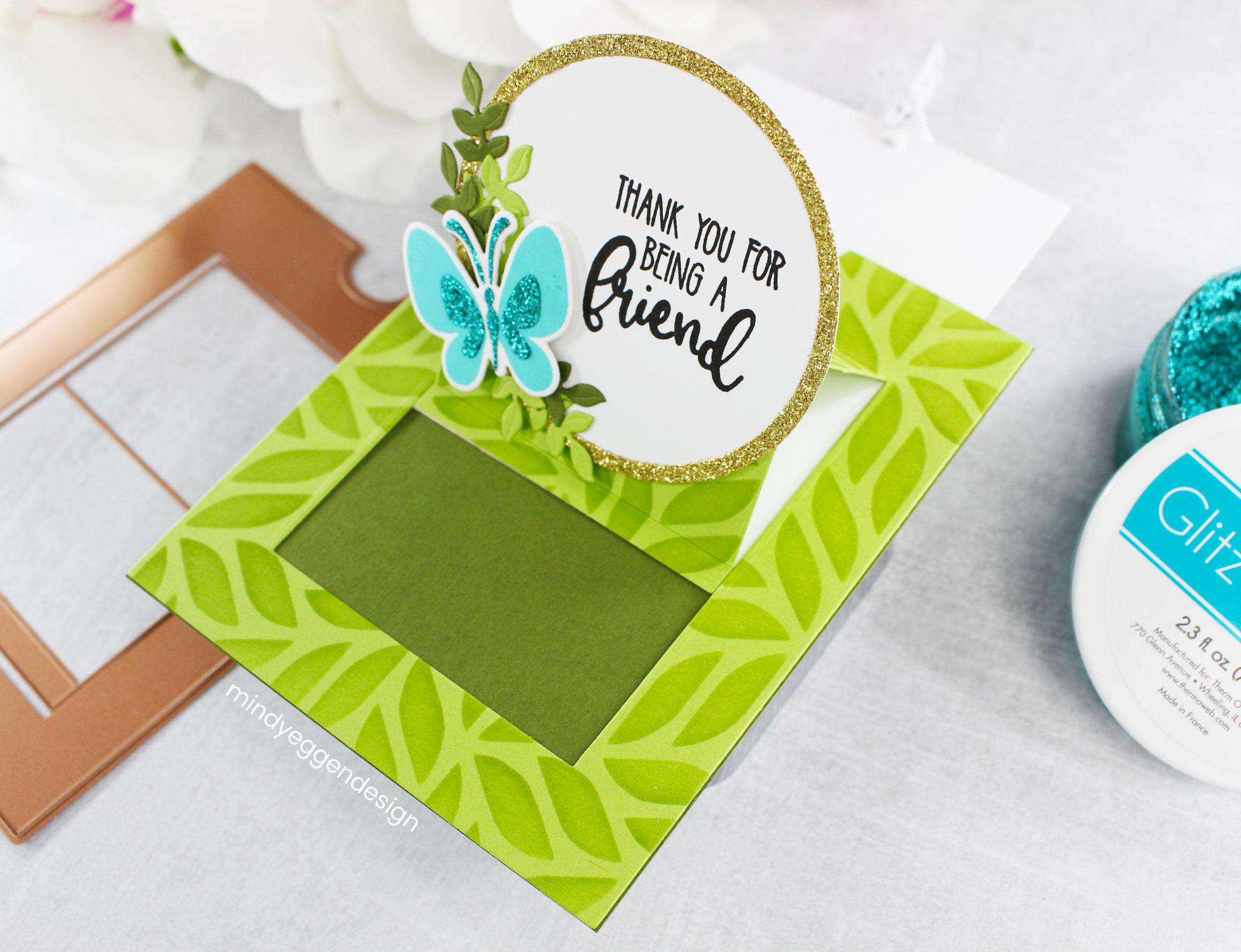 Spellbinders Large Die of the Month – June – Mindy Eggen Design